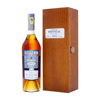 Camus 'Pionneau - Fine Champagne' Cognac Vintage 1970