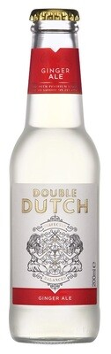 Double Dutch Ginger Ale (200ml bottle)