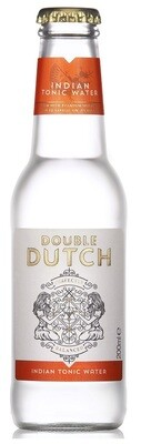 Double Dutch Indian Tonic (200ml bottle)