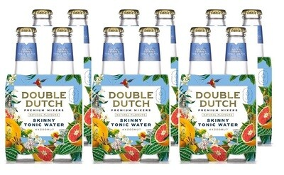Double Dutch Skinny Tonic (24 x 200ml bottle)