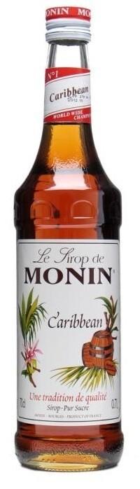 Monin 'Caribbean' Syrup
