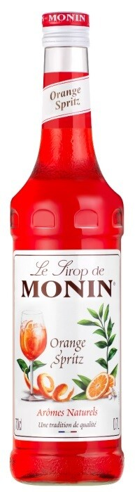 Monin Orange Spritz' Syrup