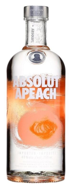 Absolut 'Apeach' Vodka