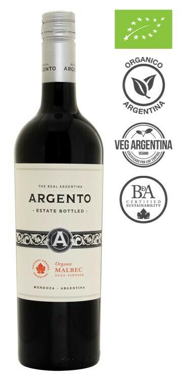 Argento 'Estate' Organic Malbec