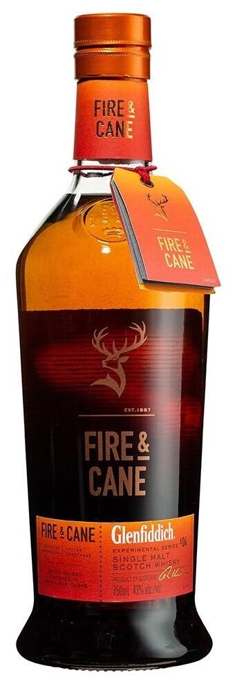 Glenfiddich 'Fire & Cane' Single Malt Scotch Whisky