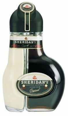 Sheridan's 'Coffee Layered' Liqueur