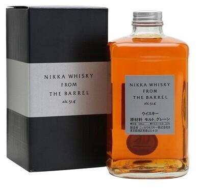 Nikka 'From the barrel' Blended Whisky (500ml Bottle)