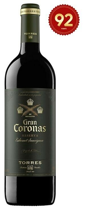 Torres 'Gran Coronas' Cabernet Sauvignon Reserva