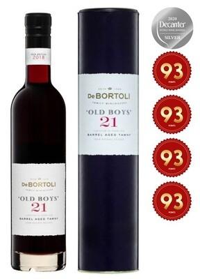 De Bortoli 'Old Boys' 21 Year Old Tawny Port (500ml)
