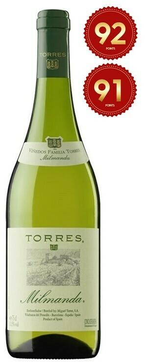 Torres 'Milmanda' Chardonnay - Conca de Barbera