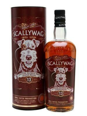 Scallywag '13 Years' Speyside Blended Malt Scotch Whisky