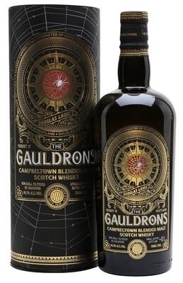 The Gauldrons Campbeltown Blended Malt Scotch Whisky