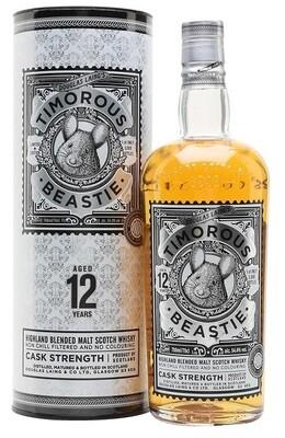 Timorous Beastie '12 Years - Cask Strength' Highland Blended Malt Scotch Whisky