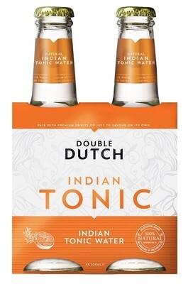 Double Dutch Indian Tonic (4 x 200ml bottle)
