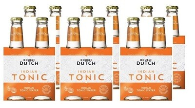 Double Dutch Indian Tonic (24 x 200ml bottle)