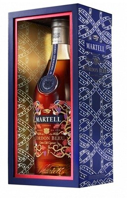 Martell 'Cordon Bleu' Cognac  (The Epic Voyage Limited Edition by Pierre Marie)