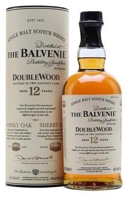 The Balvenie '12 Years Old Doublewood' Single Malt Whisky