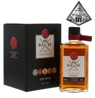 Kamiki 'Blended Malt' Whisky (500ml)