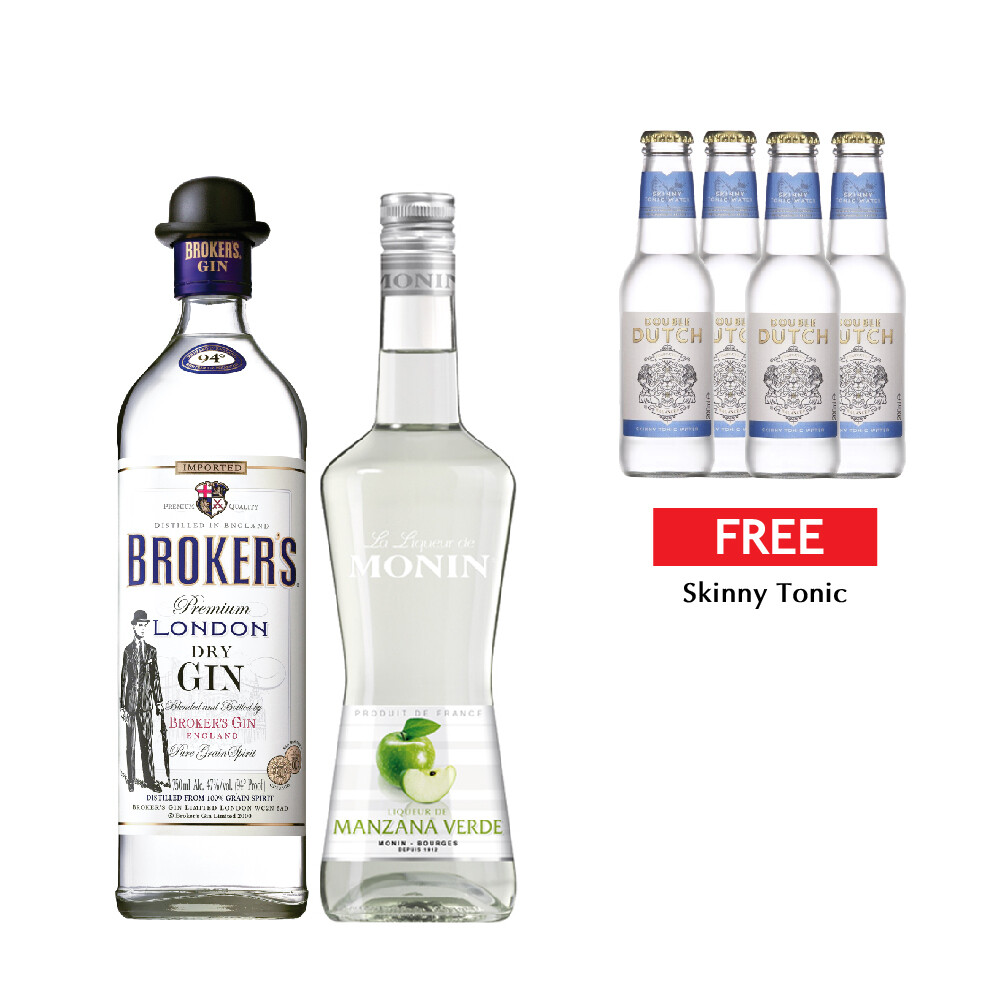 (Cocktail Pack) Sonic Pomme