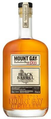 Mount Gay 'Black Barrels' Rum