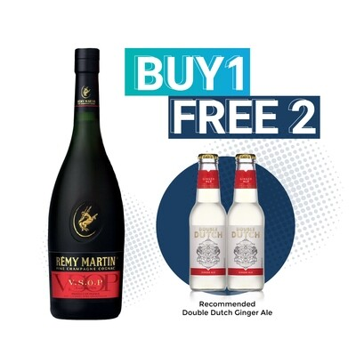 (Free Double Dutch Mixer) Remy Martin 'VSOP' Cognac