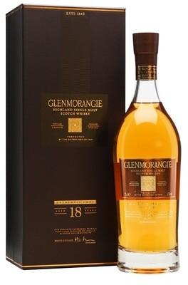 Glenmorangie '18 Years Old' Single Malt Scotch Whisky
