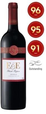 Barossa Valley Estate 'E&E Black Pepper' Shiraz 2006 (Cellar Release)