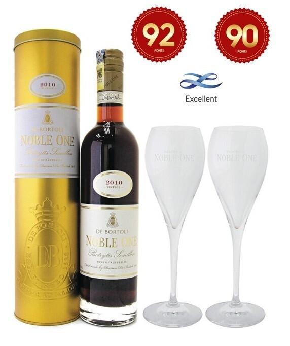(Free 2 Glasses) De Bortoli 'Noble One' Botrytis Semillon (500ml)