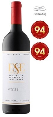 Barossa Valley Estate 'E&E Black Pepper' Shiraz 2014
