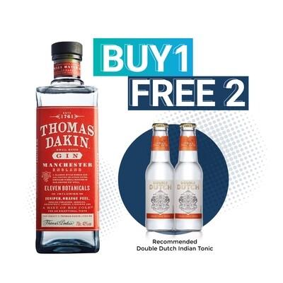 (Free Double Dutch) Thomas Dakin 'Small Batch' Gin