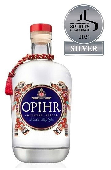 Opihr 'Oriental Spiced' London Dry Gin