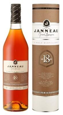 Janneau '18 Years Old' Grand Armagnac