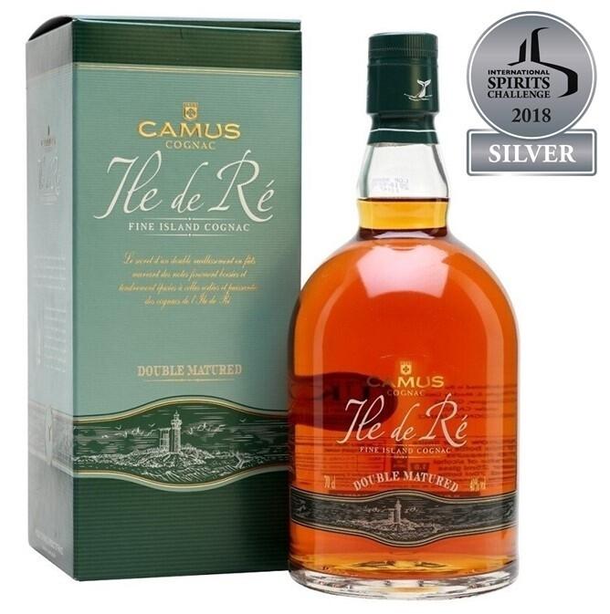 Camus 'Ile de Re' Double Matured Cognac