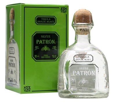 Patron 'Silver' Tequila