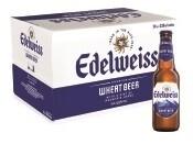 Edelweiss White Beer (24 x 330ml bottle)
