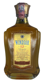 Windsor '12 Years Old' Blended Scotch Whisky (Stock Clearance - 500ml)
