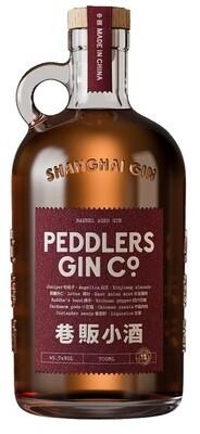 Peddlers Shanghai Barrel Aged Gin