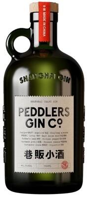 Peddlers Shanghai Craft Gin