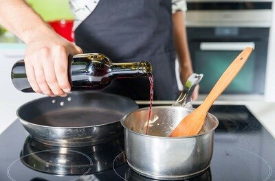 Cooking wine - Red