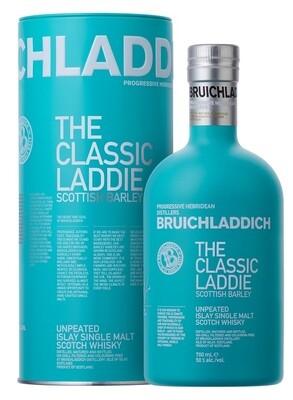 Bruichladdich 'The Classic Laddie' Unpeated Islay Single Malt Whisky