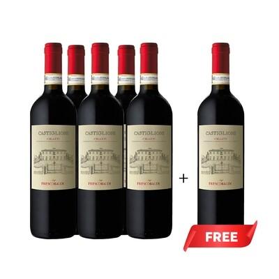 (Buy 5 Free 6th) Frescobaldi Castiglioni Chianti