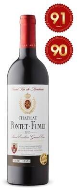 Chateau Pontet Fumet - St Emilion Grand Cru 2015