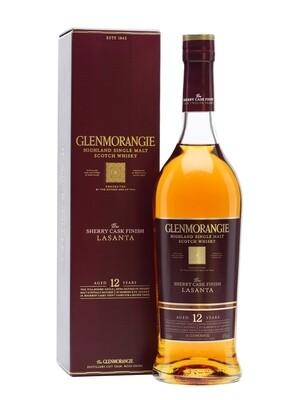 Glenmorangie La Santa 12-Year Scotch Malt Whisky