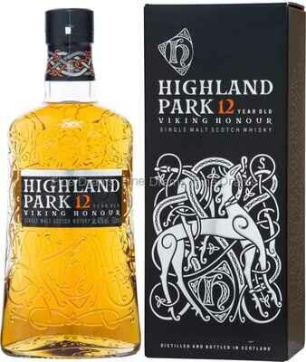 Highland Park 12-Year Scotch Malt Whisky - 750ml
