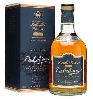 Dalwhinnie Distiller's Edition Scotch Malt Whisky - 750ml