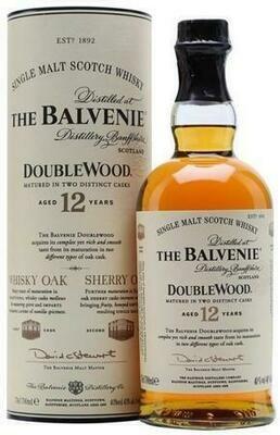 Balvenie 12-Year Doublewood Scotch Malt Whisky