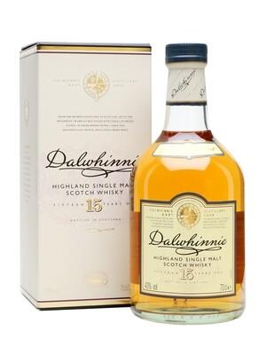 Dalwhinnie 15-Year Scotch Malt Whisky - 750ml