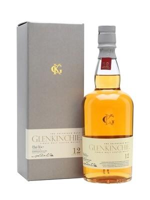 Glenkinchie 12-Year Scotch Malt Whisky