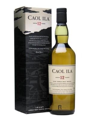 Caol Ila 12-Year Scotch Malt Whisky