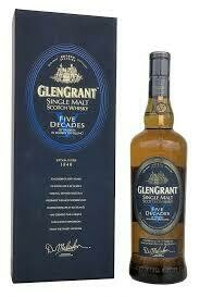 Glen Grant Two Decades Scotch Malt Whisky